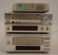 Hitachi HTA-R100 & DA-R100